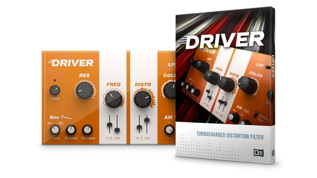 Native Instruments gives away free distortion/filter plug-in Driver & Traktor Remix Sets