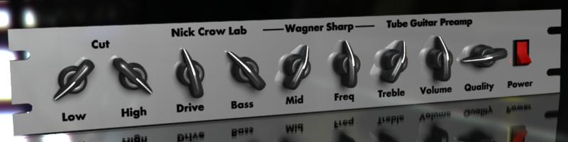 free tube guitar preamp emulation plugin pc mac vst au stylus rmx sage xpanders. Black Bedroom Furniture Sets. Home Design Ideas